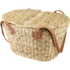 Picnic Basket 705551 - Suede Handle