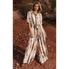 Mirage Flared Pantsuit - SH734-1 - Souk