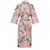 Lounge Robe - 0002296 - Chinoiserie Pink