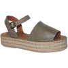 Kobie Leather Y Back Espadrille - 20WQ3515 - Brook