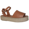 Kobie Leather Y Back Espadrille - 20WQ3515 - Coconut