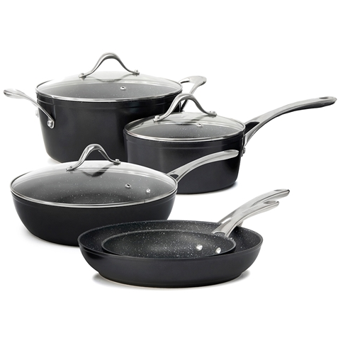 TAN-IUM by S&P Cookware Set - 50554 - 5pc