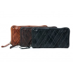 Kendra Leather Ladies Wallet - RH-1916