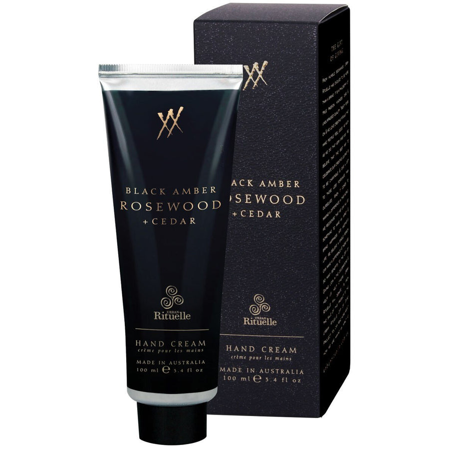 Black Amber Hand Cream  AHCB - 100ml