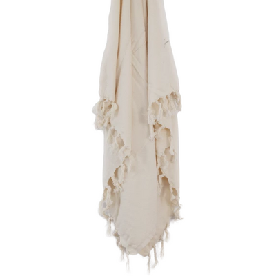 Turkish Towel - Natural