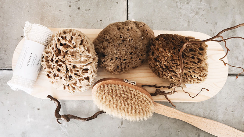 Exfoliating the Natural Way - by Sophie Parslow