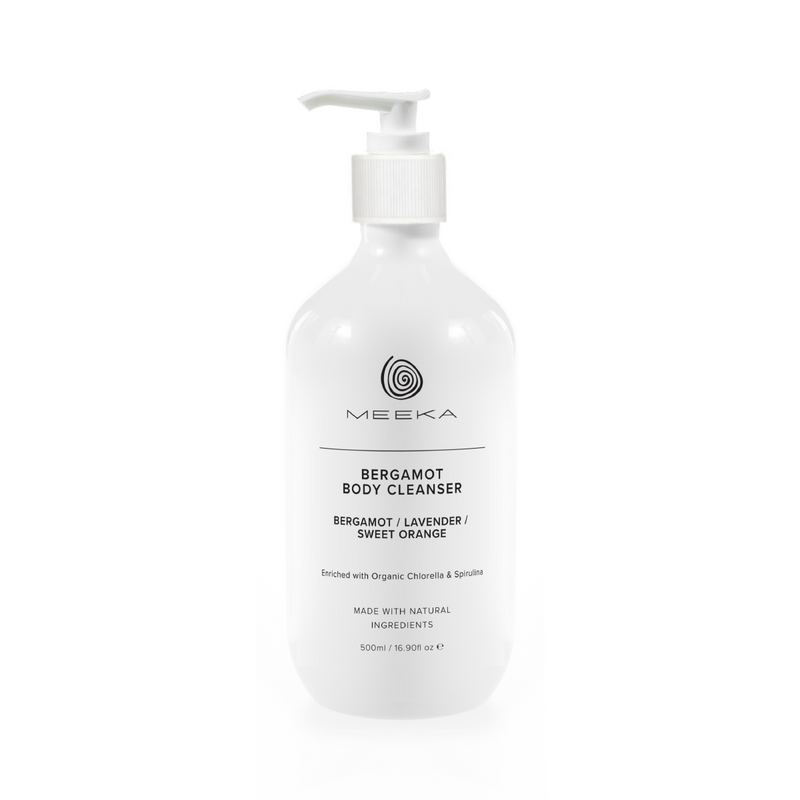 Bergamot Organic Body Cleanser Meeka Body
