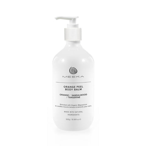 Baby Organic Body Wash & Shampoo
