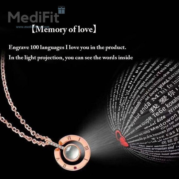 'I Love You' Magic Necklace-medifitstore