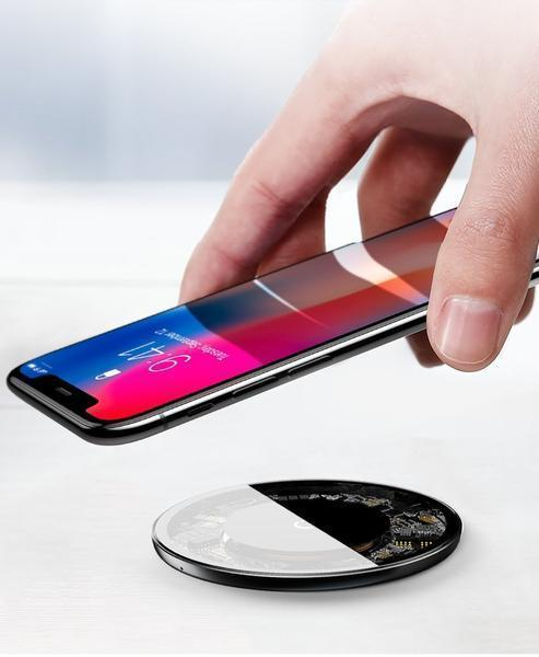 Invisible Simple Wireless Charger Qi