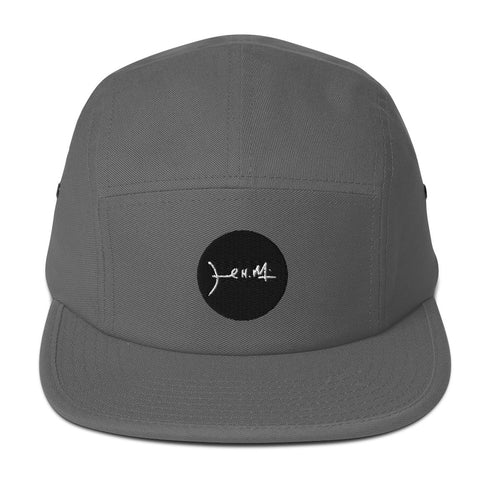 JHM DOT Five Panel Cap