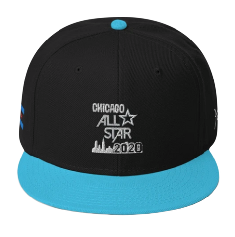 ALL-STAR CHICAGO 2020  Snapback Hat