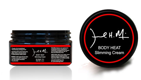 JHM Body Heat Slimming Cream