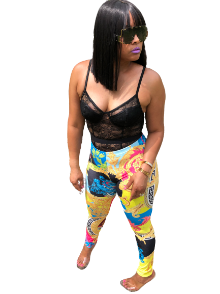 Geovanni Leggings