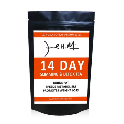 JHM 14 Day Slimming & Detox Tea