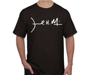 Signature Shirt ( White Logo )