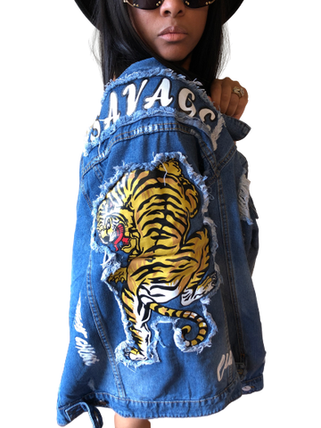 Living Savage Denim Jacket