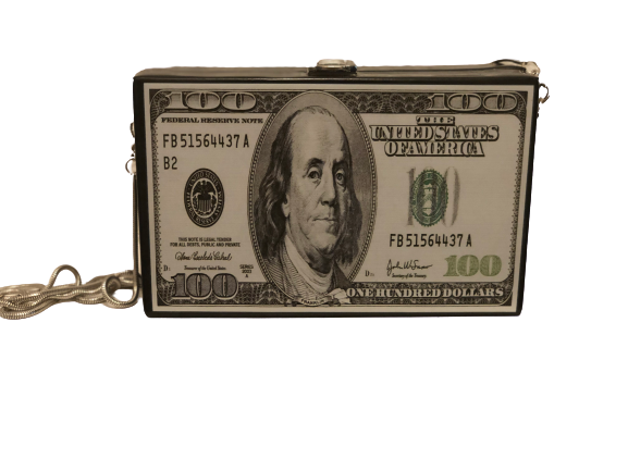 Money Clutch Purse