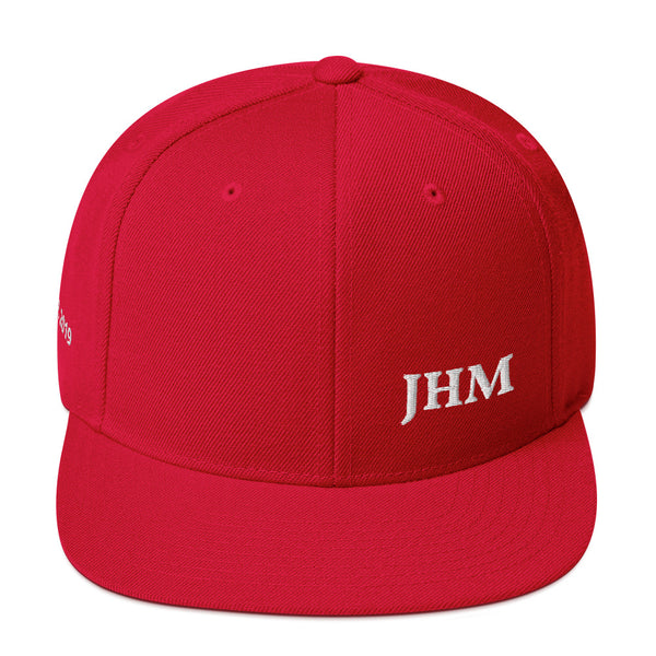 JHM Infrared Snapback Hat ( Limited Edition )