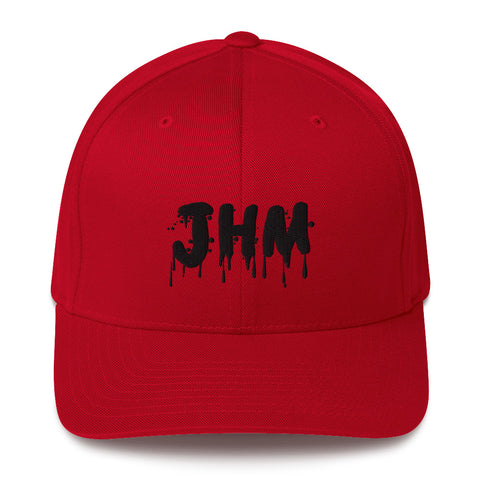 JHM Drip Fitted Hat