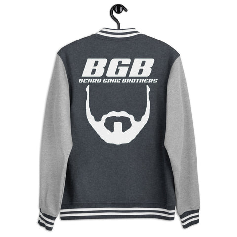 BGB Men's Letterman Jacket