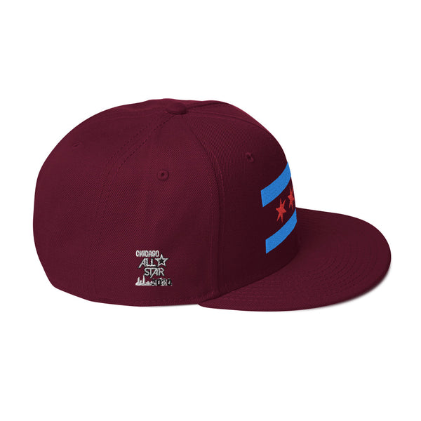 CHICAGO ALL-STAR 2020  Snapback Hat