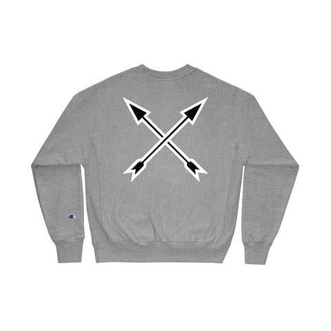 JHM Signature Champion Arrow Sweatshirt Black Logo