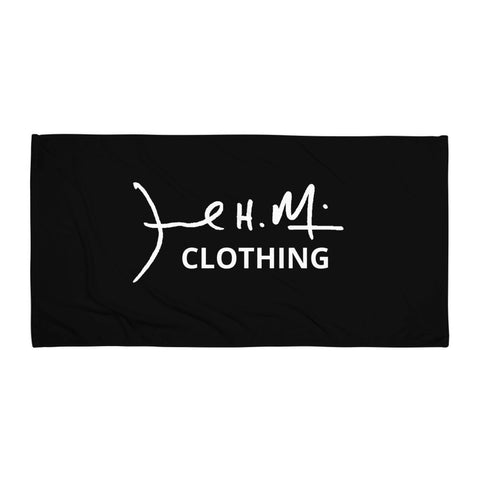 JHM Clothing Beach Towel