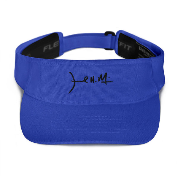 Signature Visor ( Black Logo )