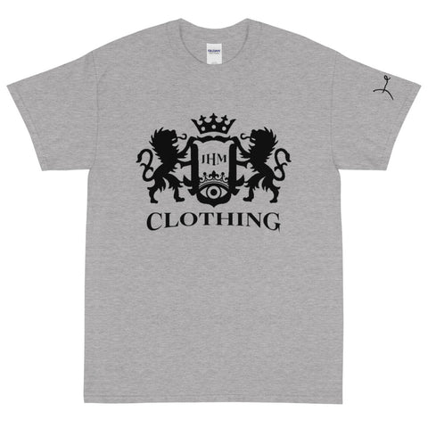 King T-Shirt Black Logo