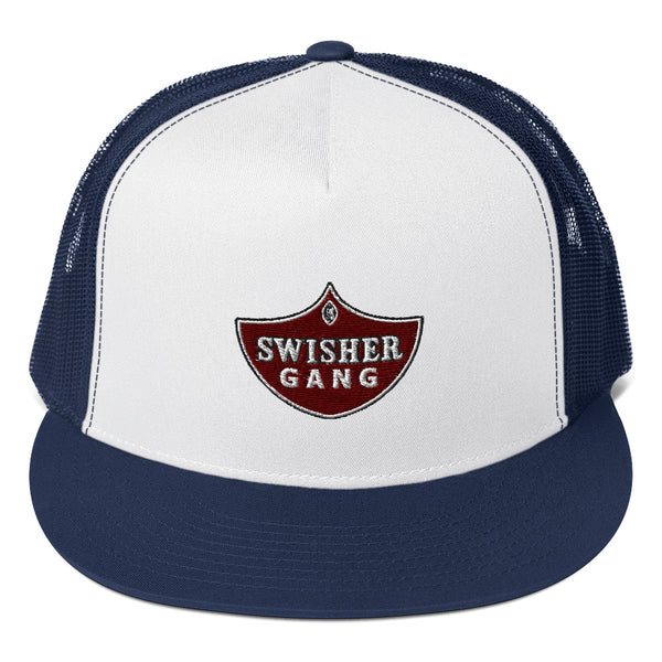Swisher Gang Trucker Cap