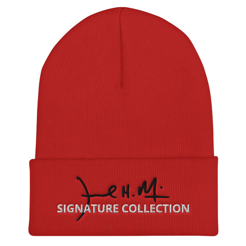 SIGNATURE COLLECTION Cuffed Beanie