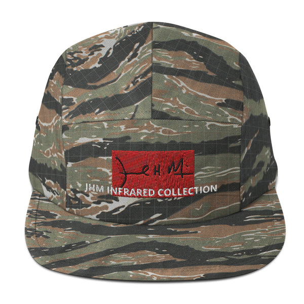 Infrared Five Panel Cap