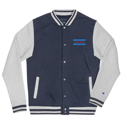Chicago Champion Bomber Jacket