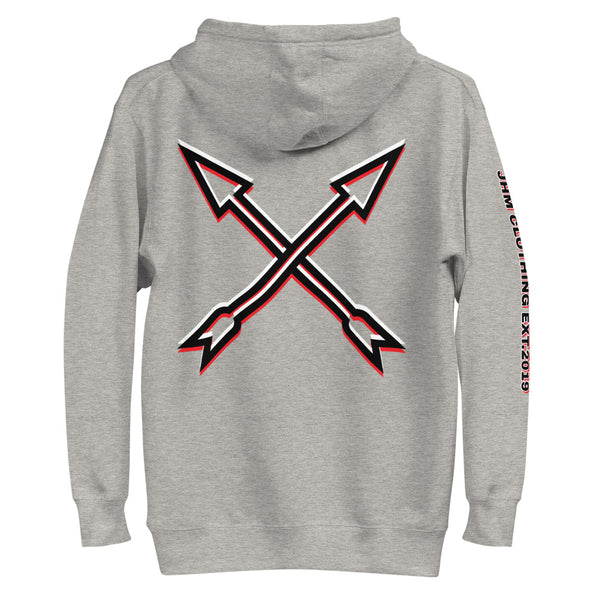 JHM Signature Collection Arrow Hoodie
