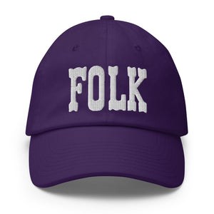 FOLK Cotton Cap
