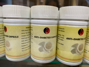 Anti-Diabetes Herbal Capsule