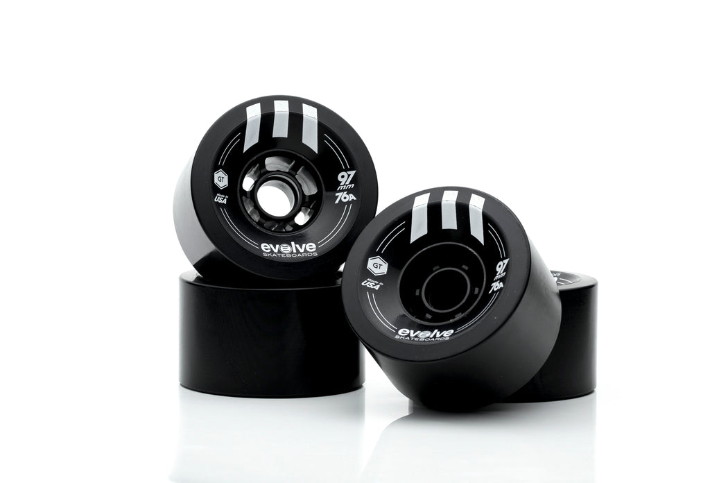 Evolve 97mm Street wheels