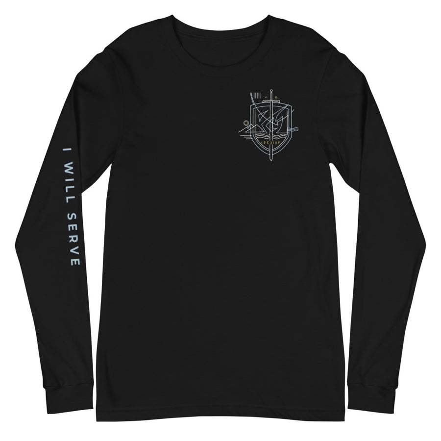 Serviam Shield Long Sleeve