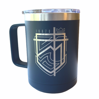 Shield of Love Travel Mug