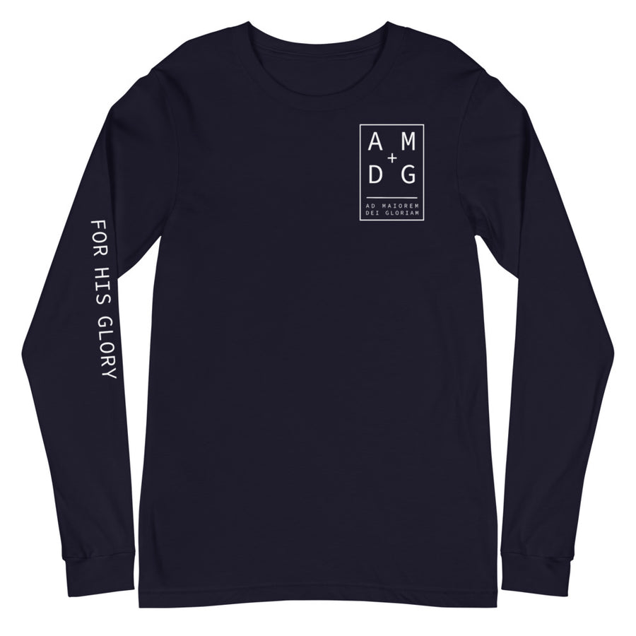 AMDG V2 Long Sleeve