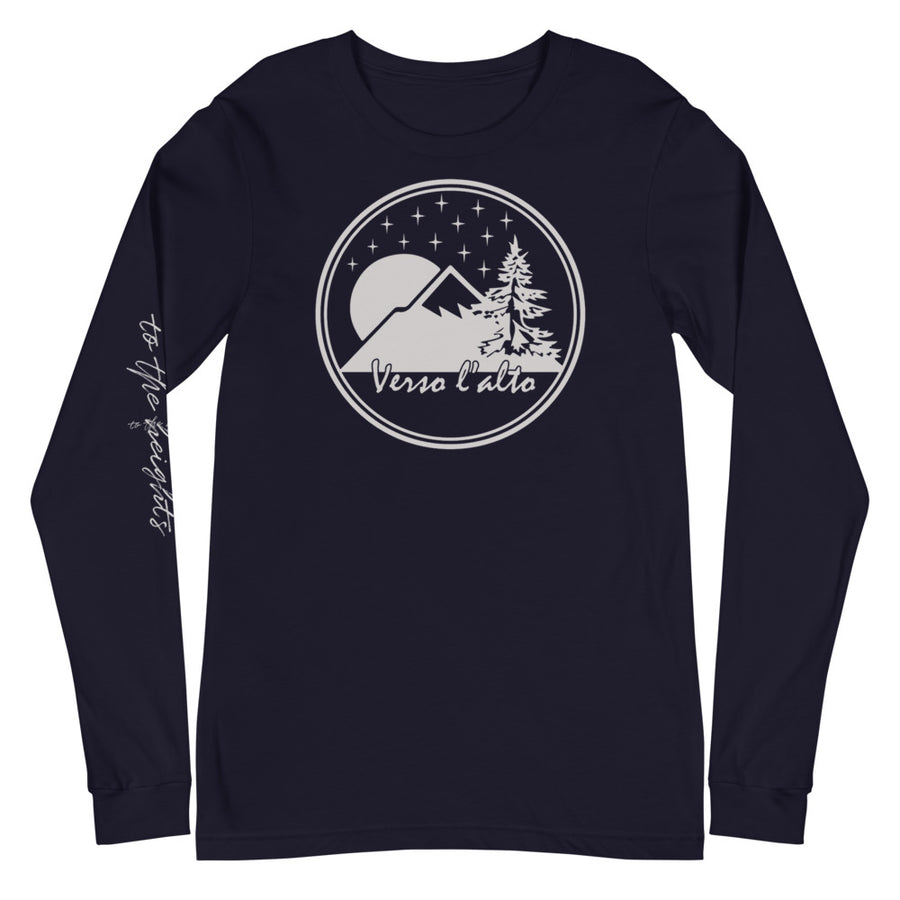 Verso l'alto Long Sleeve