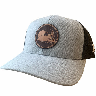 To The Heights Heather Grey Trucker