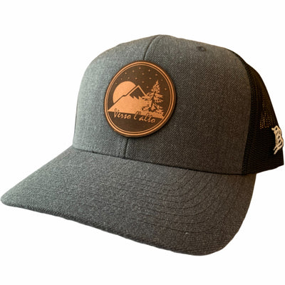 To The Heights Charcoal Trucker