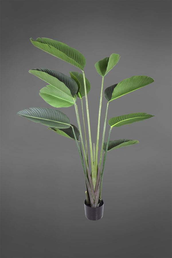 Bird of Paradise Tree - Green - 1.5m Tall Artificial Tree