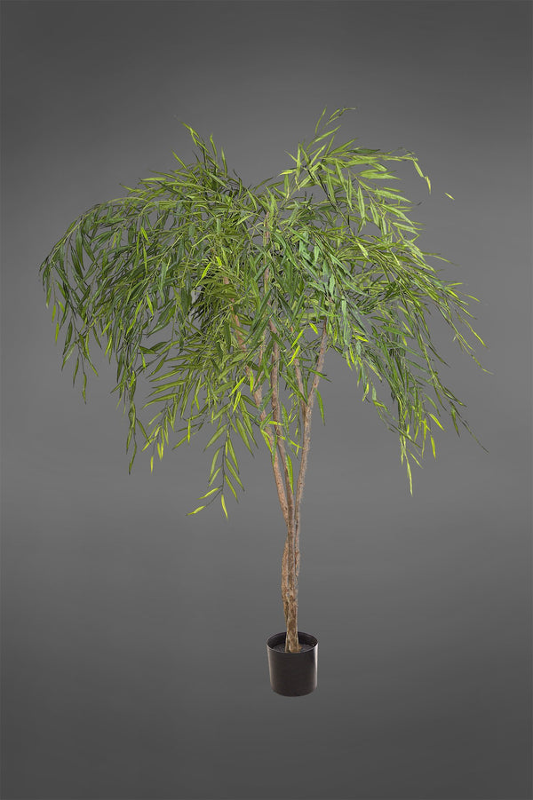 Chinese Willow Tree - Green - 1.8m Tall Artificial Tree