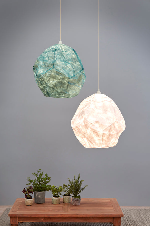 Stratus - White - Ball Cloud Paper Pendant Light