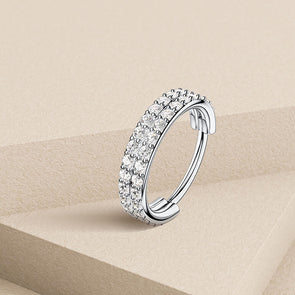 Cartilage earrings,(Daith,Helix,Tragus,Rook,and More!)-OUFER