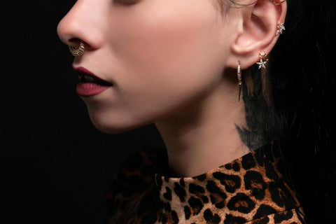 The Ultimate Guide To Nose Piercing Bump Oufer Body Jewelry