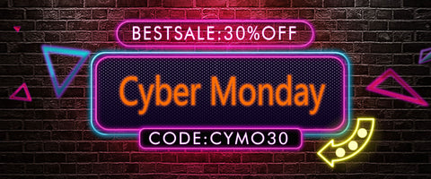 oufer cyber monday shopping